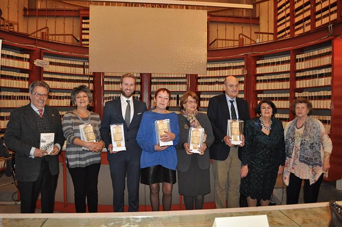 Premiazione del FiuggiStoria 2015 alla Camera dei Deputati