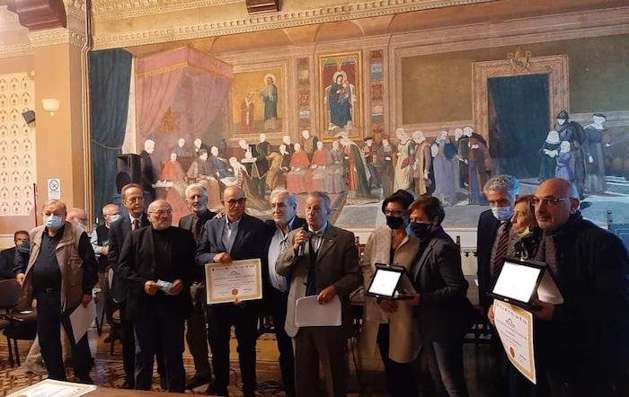 """A Vincenzo Fustinella e all'opera collettanea """"Storie di Ceprano"""" il FiuggiStoria Lazio Meridionale 2020"""